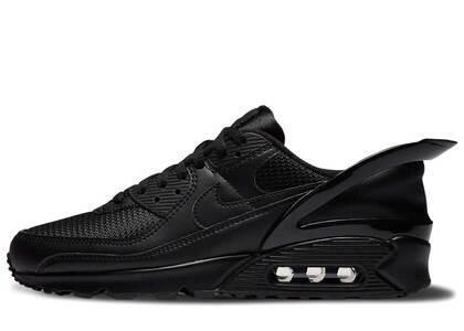 Nike Air Max 90 Flyease Triple Blackの写真