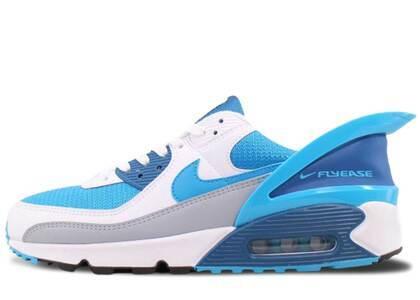Nike Air Max 90 Flyease Laser Blueの写真
