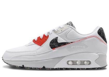 Nike Air Max 90 M2Z2 White Redの写真