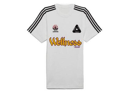Palace × Adidas Graphic T-Shirt White (FW21)の写真