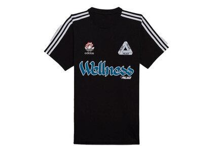 Palace × Adidas Graphic T-Shirt Black (FW21)の写真