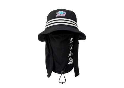 Palace × Adidas Yoga Bucket Hat Black (FW21)の写真