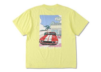 Yoshifuku Honoka × WIND AND SEA Tee Car Yellowの写真