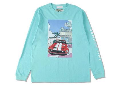 Yoshifuku Honoka × WIND AND SEA L/S Tee Car L/Blueの写真