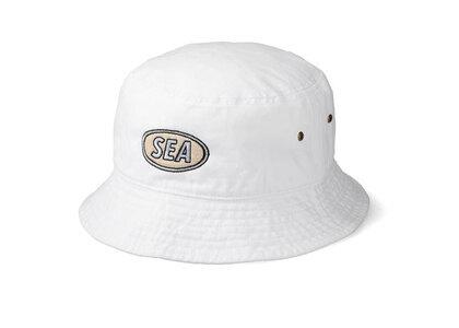 Yoshifuku Honoka × WIND AND SEA Bucket Hat Whiteの写真