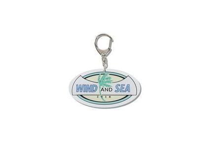Yoshifuku Honoka × WIND AND SEA Key Holder Palmの写真