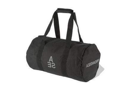 WIND AND SEA A32 Reflect Roll Bag Blackの写真