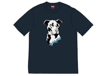 Supreme Pitbull Tee Navyの写真