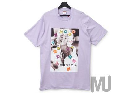 Supreme Naomi Tee Light Purpleの写真