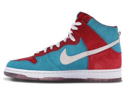 Nike SB Dunk High Bloody Gumsの写真