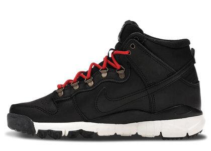 Nike SB Dunk High Boot Black Sailの写真
