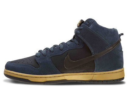 Nike SB Dunk High Classic Charcoal Tarの写真
