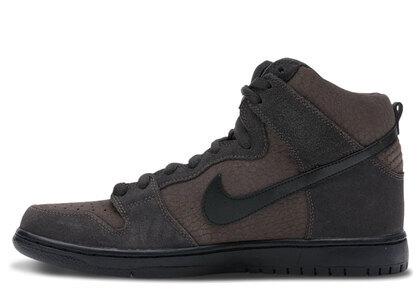 Nike SB Dunk High Dark Oak Black Tarの写真