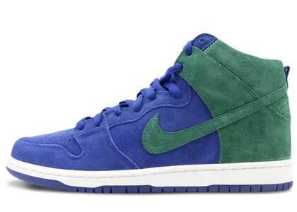 Nike SB Dunk High Deep Royal Noble Greenの写真