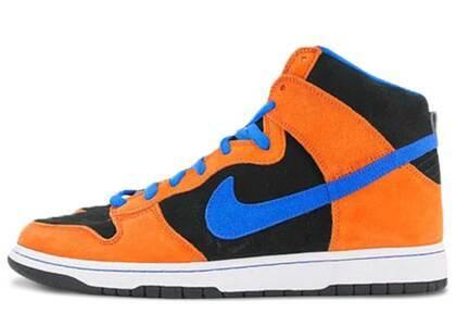 Nike SB Dunk High Knicksの写真