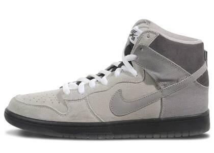 Nike SB Dunk High Magnet Medium Greyの写真