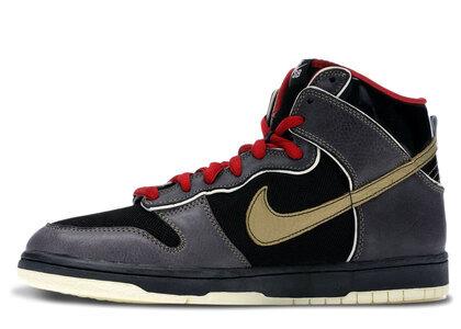 Nike SB Dunk High Marshall Ampsの写真