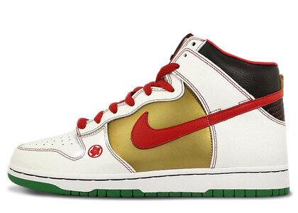 Nike SB Dunk High Money Catの写真