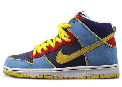 Nike SB Dunk High Pacmanの写真