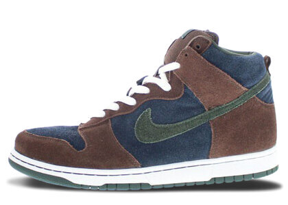 Nike SB Dunk High Paul Brownの写真