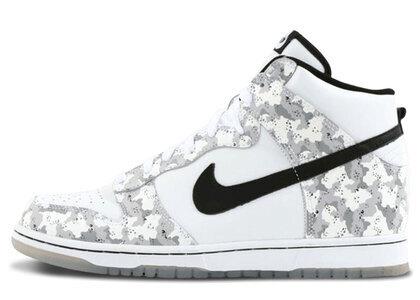 Nike SB Dunk High Snow Camo (2006)の写真