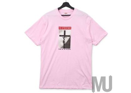 Supreme Loved By The Children Tee Light Pinkの写真