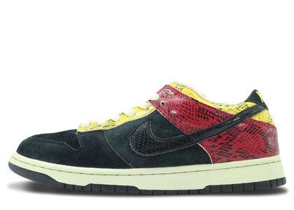 Nike SB Dunk Low Coral Snakeの写真