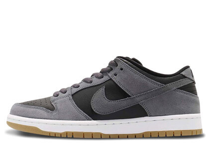 Nike SB Dunk Low Dark Grey Black Gumの写真