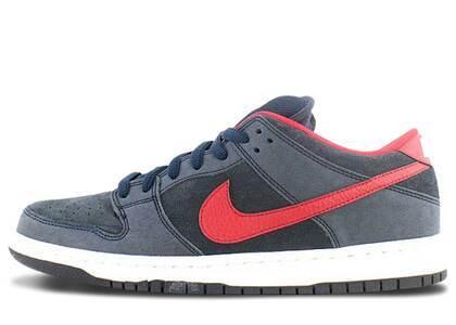 Nike SB Dunk Low Dark Obsidian Gym Redの写真