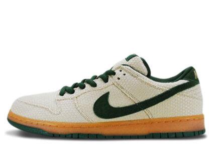 Nike SB Dunk Low Green Hempの写真