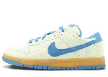 Nike SB Dunk Low Hemp Blueの写真