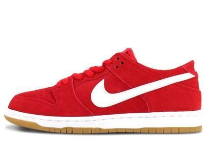 Nike SB Dunk Low Ishod Wair University Redの写真