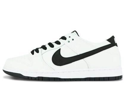 Nike SB Dunk Low IW White Blackの写真
