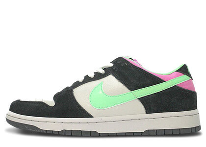 Nike SB Dunk Low Magnet Light Poison Greenの写真