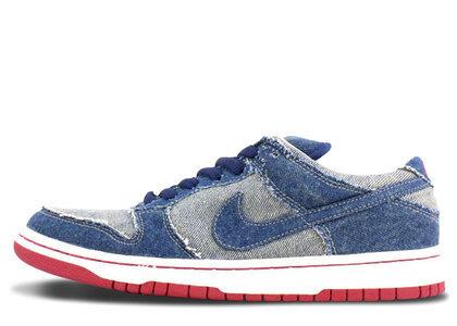 Nike SB Dunk Low Reese Forbes Denimの写真
