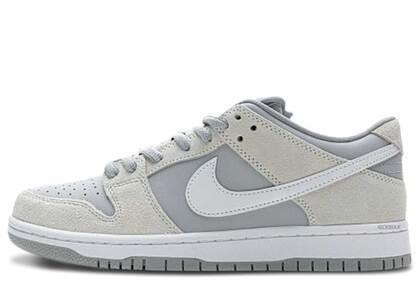 Nike SB Dunk Low Summit White Wolf Greyの写真