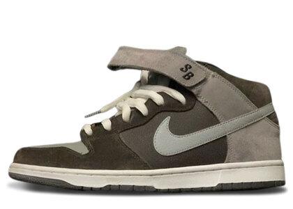 Nike SB Dunk Mid Cappuccino Silverの写真
