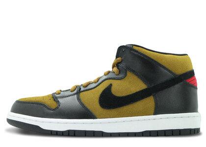 Nike SB Dunk Mid Golden Hopsの写真