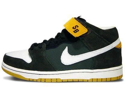 Nike SB Dunk Mid Green Bay Packersの写真