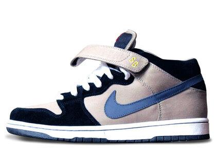 Nike SB Dunk Mid Justin Brock Workwearの写真