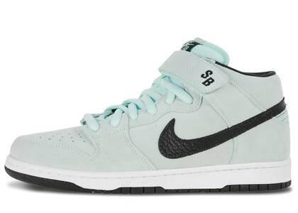 Nike SB Dunk Mid Sea Crystal/Ice Greenの写真