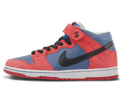 Nike SB Dunk Mid Spider Manの写真