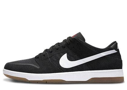 Nike SB Zoom Dunk Low Black White Gumの写真