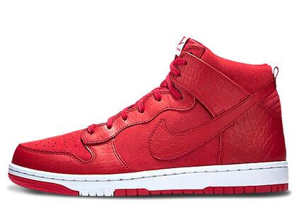 Nike Dunk CMFT Python Redの写真