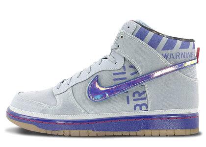 Nike Dunk High All Star Galaxy Blueの写真