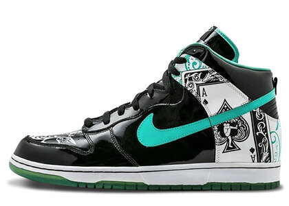 Nike Dunk High Collection Royale Dontrelle Willisの写真