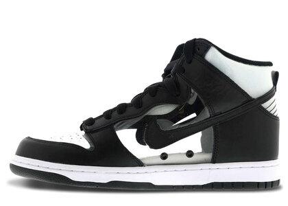 Nike Dunk High Comme Des Garcons Clearの写真