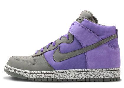 Nike Dunk High Earthquake Varsity Purpleの写真