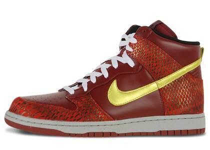 Nike Dunk High Eddie Cruz Westの写真