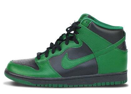 Nike Dunk High Gorge Green Blackの写真